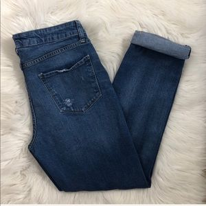 3/$20 Cuffed Cropped Jeans